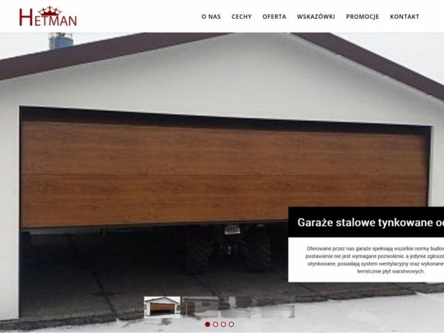 Garaże Hetman